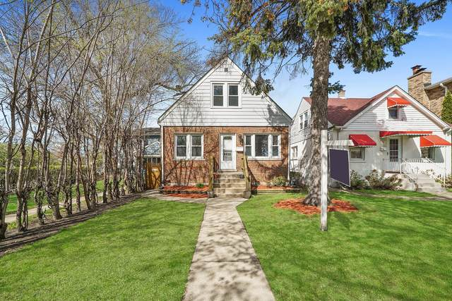 4218 N Newcastle Avenue, Harwood Heights, IL 60706 (MLS #11054641) :: RE/MAX IMPACT