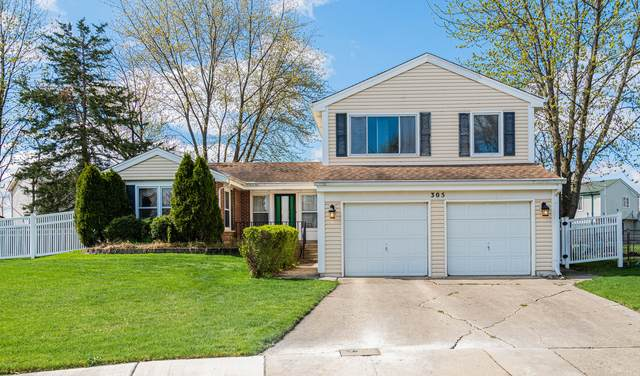 305 Towner Court, Glendale Heights, IL 60139 (MLS #11054806) :: The Spaniak Team