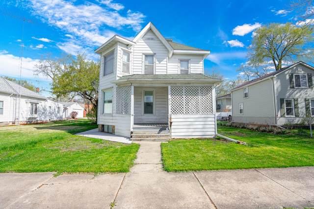 610 E Jefferson Street, Morris, IL 60450 (MLS #11055064) :: The Dena Furlow Team - Keller Williams Realty