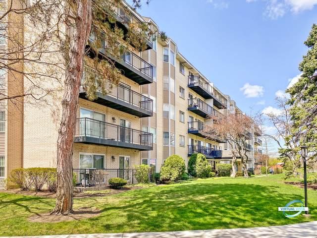 8640 Waukegan Road #125, Morton Grove, IL 60053 (MLS #11055526) :: Helen Oliveri Real Estate