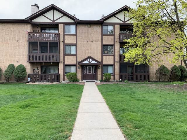 6015 Lakeside Place #204, Tinley Park, IL 60477 (MLS #11055675) :: RE/MAX IMPACT
