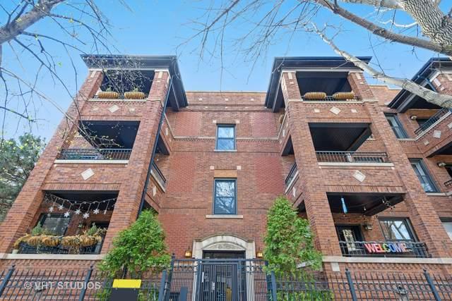 4542 N Spaulding Avenue #2, Chicago, IL 60625 (MLS #11055873) :: RE/MAX IMPACT