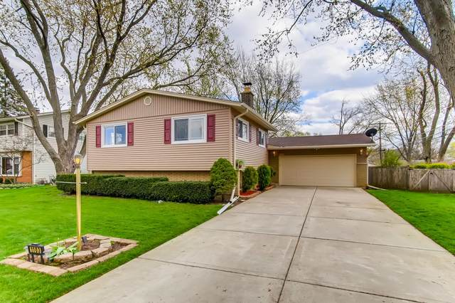 1103 E Dogwood Lane, Mount Prospect, IL 60056 (MLS #11056188) :: Helen Oliveri Real Estate