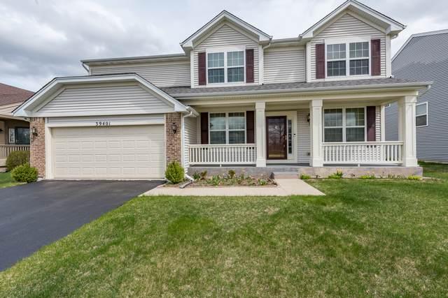 39401 Castleford Lane, Beach Park, IL 60083 (MLS #11056244) :: Helen Oliveri Real Estate