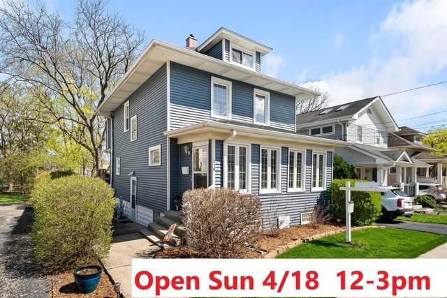 419 S Hale Street, Wheaton, IL 60187 (MLS #11056359) :: RE/MAX IMPACT