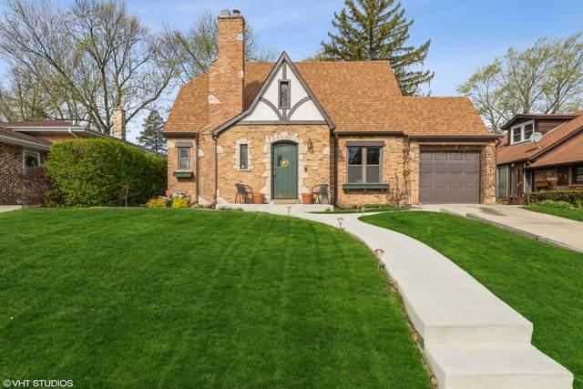 332 N Wolf Road, Des Plaines, IL 60016 (MLS #11056535) :: Helen Oliveri Real Estate