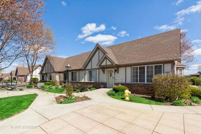 1764 Willow Circle Drive #1764, Crest Hill, IL 60403 (MLS #11056616) :: RE/MAX IMPACT