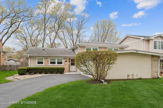 331 Vine Street, Wilmette, IL 60091 (MLS #11056833) :: Helen Oliveri Real Estate
