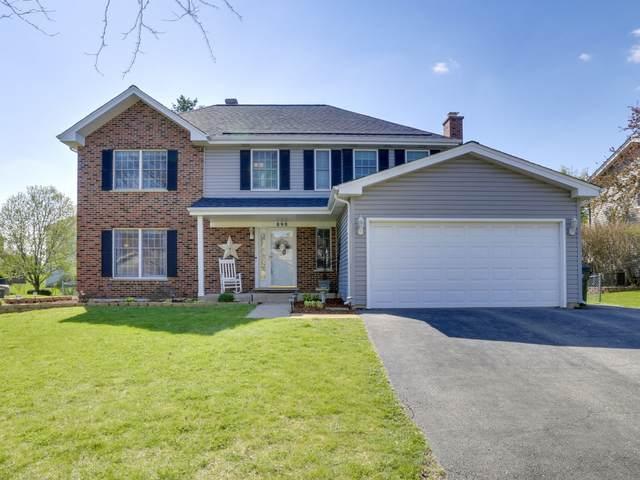 898 Dorchester Drive, Carol Stream, IL 60188 (MLS #11057076) :: Suburban Life Realty