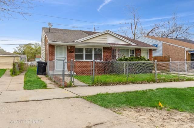13269 S Eberhart Avenue, Chicago, IL 60827 (MLS #11057288) :: Helen Oliveri Real Estate