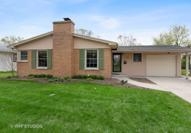 1011 Woodland Drive, Wheeling, IL 60090 (MLS #11057376) :: Helen Oliveri Real Estate