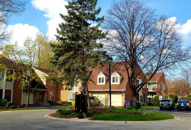 1640 N Douglas Court #1640, Arlington Heights, IL 60004 (MLS #11057409) :: Littlefield Group
