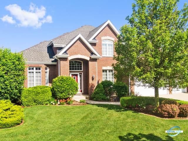 15600 Julies Way, Orland Park, IL 60462 (MLS #11057605) :: John Lyons Real Estate