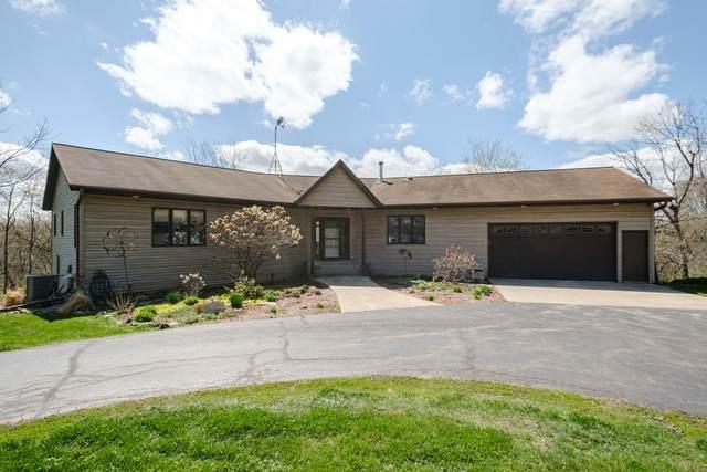 15303 E IL Rt. 72, Davis Junction, IL 61020 (MLS #11057849) :: Suburban Life Realty
