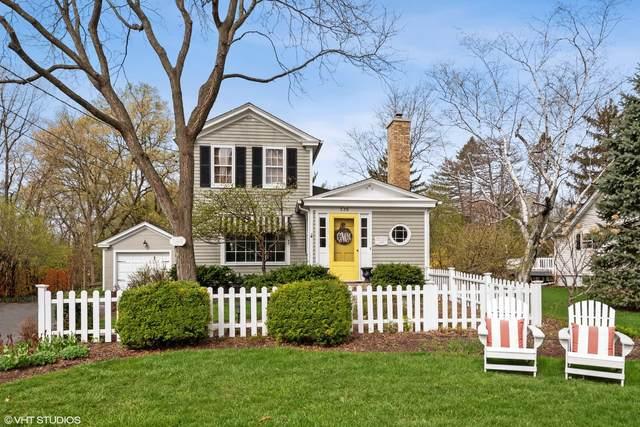 536 North Avenue, Barrington, IL 60010 (MLS #11058402) :: Helen Oliveri Real Estate