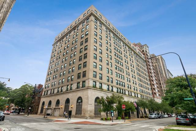 2100 N Lincoln Park West 8ES, Chicago, IL 60614 (MLS #11059047) :: Touchstone Group