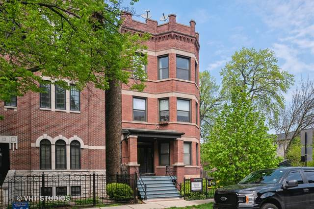 2336 W Roscoe Street 3F, Chicago, IL 60618 (MLS #11059352) :: Touchstone Group