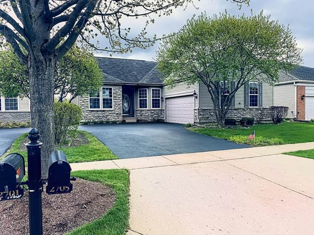 2705 Wessex Drive, West Dundee, IL 60118 (MLS #11060433) :: Ryan Dallas Real Estate