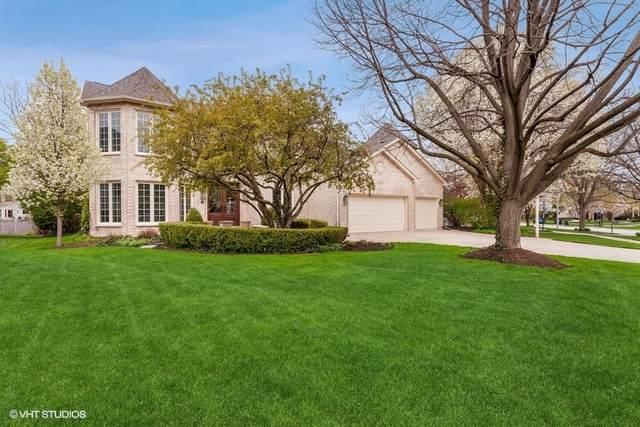 1764 Chadwicke Circle, Naperville, IL 60540 (MLS #11060510) :: Helen Oliveri Real Estate