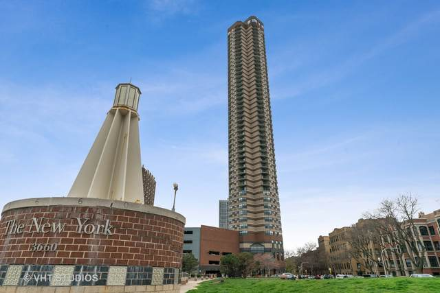 3660 N Lake Shore Drive #1811, Chicago, IL 60613 (MLS #11060815) :: Littlefield Group