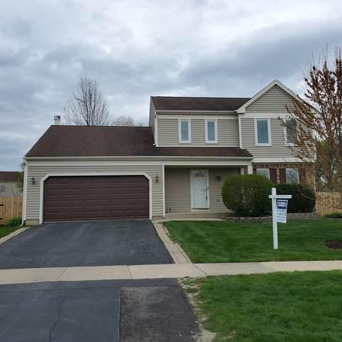 738 Hickory Lane, Carol Stream, IL 60188 (MLS #11061870) :: Jacqui Miller Homes