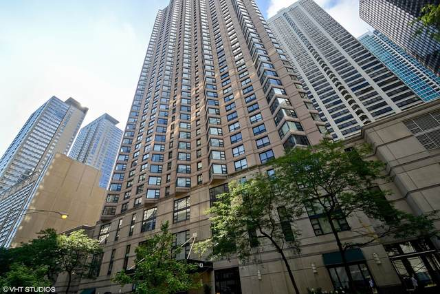 401 E Ontario Street #1708, Chicago, IL 60611 (MLS #11062908) :: Carolyn and Hillary Homes