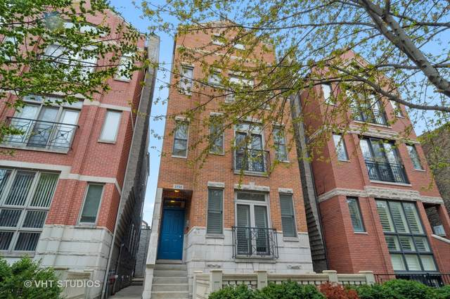 3730 N Kenmore Avenue #2, Chicago, IL 60613 (MLS #11062956) :: Carolyn and Hillary Homes