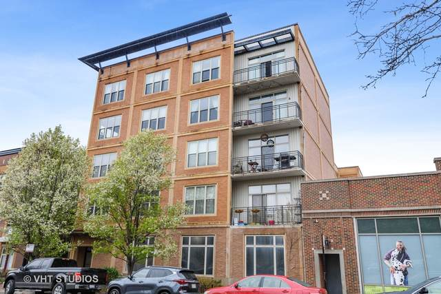 1228 W Monroe Street #306, Chicago, IL 60607 (MLS #11062964) :: Carolyn and Hillary Homes