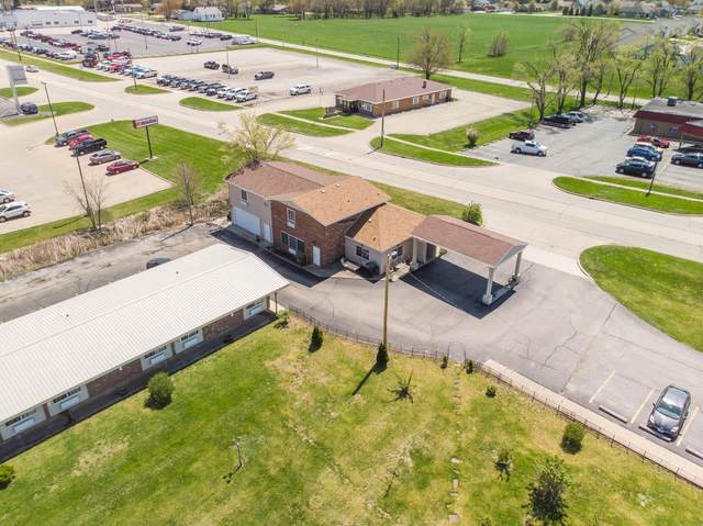 1151 State Route 54 W, CLINTON, IL 61727 (MLS #11063558) :: Helen Oliveri Real Estate