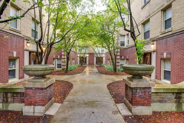 4857 N Harding Avenue #2, Chicago, IL 60625 (MLS #11063887) :: Littlefield Group