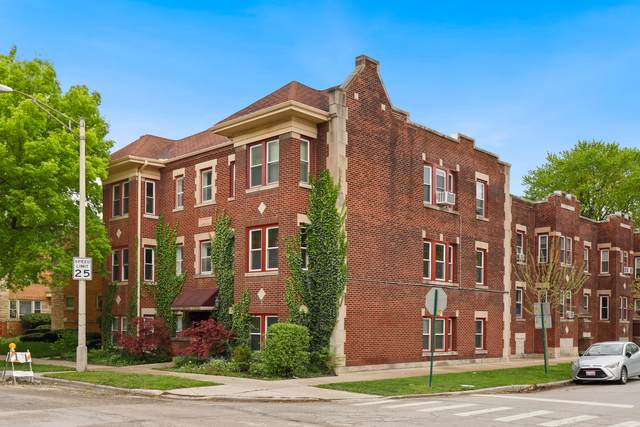 809 Lexington Street #9, Oak Park, IL 60304 (MLS #11064298) :: Angela Walker Homes Real Estate Group
