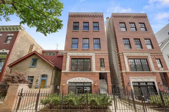 939 W Montana Street #1, Chicago, IL 60614 (MLS #11064338) :: Littlefield Group