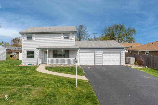 7812 W 99th Street, Hickory Hills, IL 60457 (MLS #11064684) :: Littlefield Group