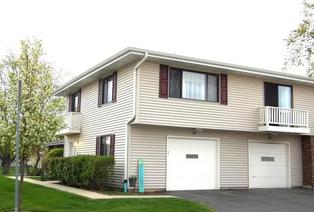 101 Tonset Court #0, Schaumburg, IL 60193 (MLS #11065384) :: Helen Oliveri Real Estate