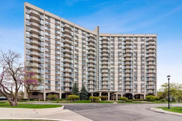 40 N Tower Road 4E, Oak Brook, IL 60523 (MLS #11065980) :: Littlefield Group