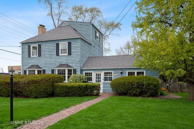 342 W Lincoln Avenue, Barrington, IL 60010 (MLS #11066315) :: Helen Oliveri Real Estate