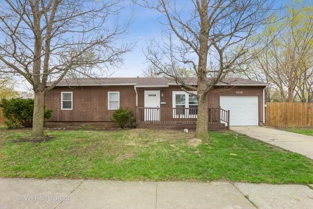 4246 Arlington Drive, Richton Park, IL 60471 (MLS #11066616) :: Littlefield Group