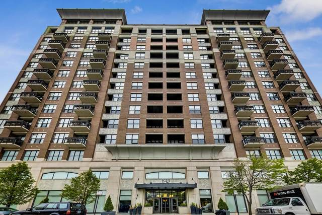 849 N Franklin Street #519, Chicago, IL 60610 (MLS #11068026) :: Littlefield Group