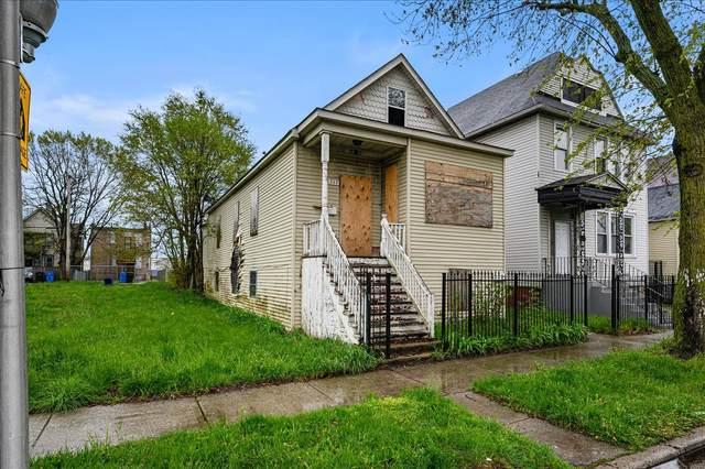 5345 S Princeton Avenue, Chicago, IL 60609 (MLS #11068105) :: Helen Oliveri Real Estate