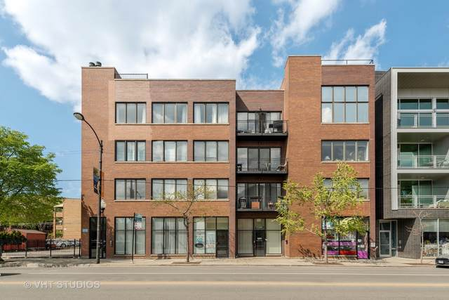 2250 W Chicago Avenue #403, Chicago, IL 60622 (MLS #11069108) :: O'Neil Property Group