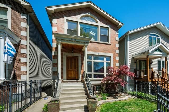 3736 W Eddy Street, Chicago, IL 60618 (MLS #11069945) :: Littlefield Group