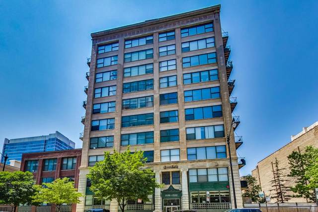 1322 S Wabash Avenue #902, Chicago, IL 60605 (MLS #11070058) :: Helen Oliveri Real Estate