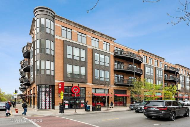 600 W Drummond Place #310, Chicago, IL 60614 (MLS #11070132) :: Littlefield Group