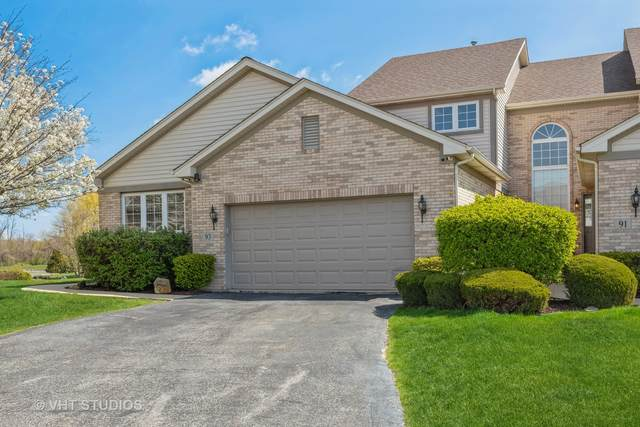93 Odyssey Drive, Tinley Park, IL 60477 (MLS #11070173) :: Littlefield Group