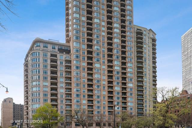 2550 N Lakeview Avenue N603, Chicago, IL 60614 (MLS #11070775) :: Helen Oliveri Real Estate