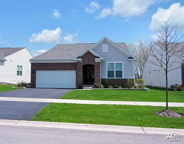 2564 Basin Trail Lane, Naperville, IL 60563 (MLS #11071615) :: Helen Oliveri Real Estate