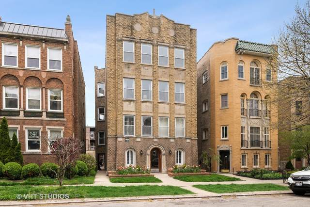 5510 N Campbell Avenue G, Chicago, IL 60625 (MLS #11072125) :: The Spaniak Team