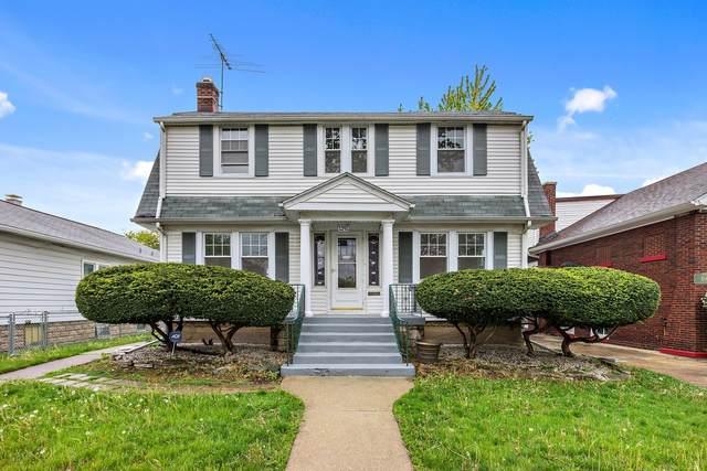 1043 N Humphrey Avenue, Oak Park, IL 60302 (MLS #11072313) :: Angela Walker Homes Real Estate Group