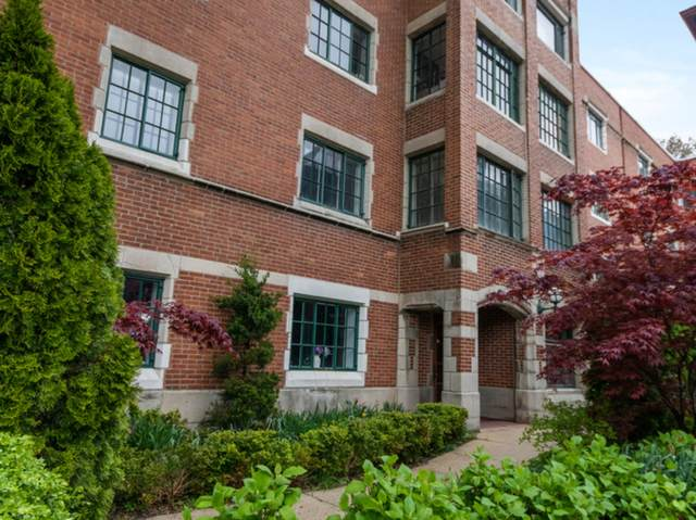 5527 S University Avenue 1W, Chicago, IL 60637 (MLS #11072505) :: Helen Oliveri Real Estate