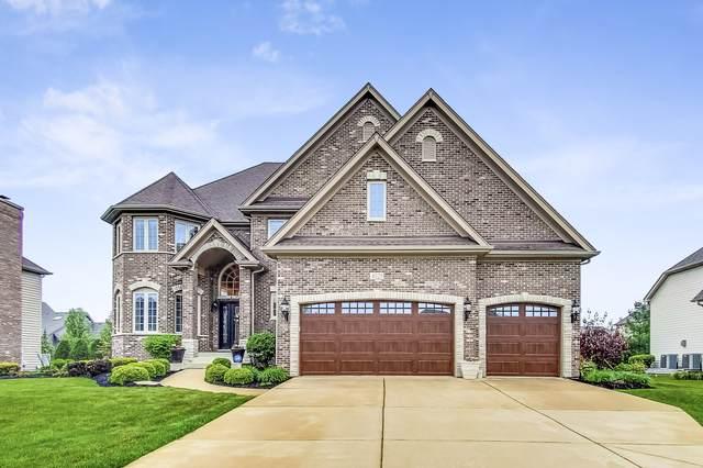 4028 Teak Circle, Naperville, IL 60564 (MLS #11072620) :: Helen Oliveri Real Estate